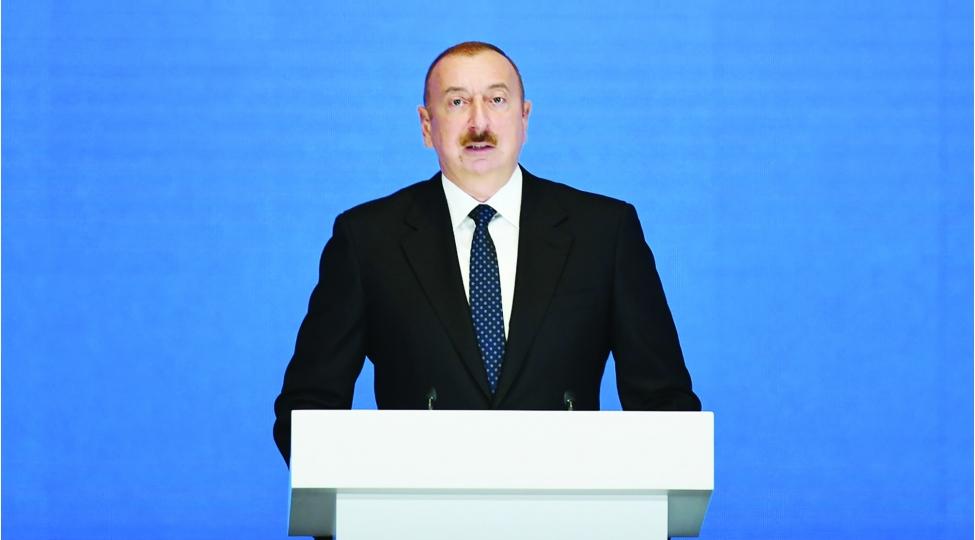 Prezident İlham Əliyev: Dünyada bizə rəğbət artır