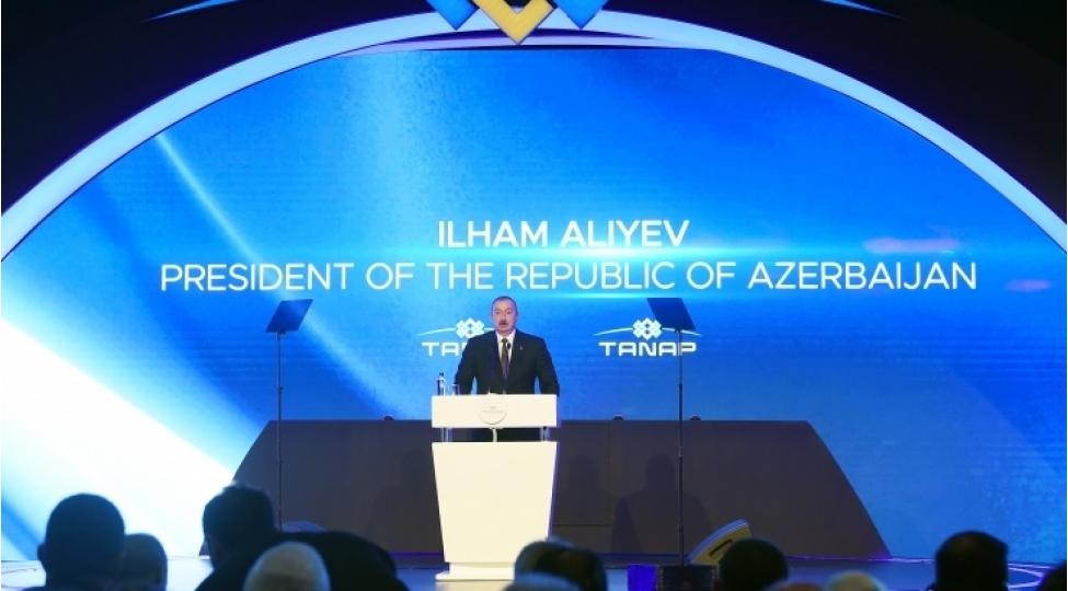 Prezident İlham Əliyev: İqtisadi güc nəticədə siyasi gücə çevrilir