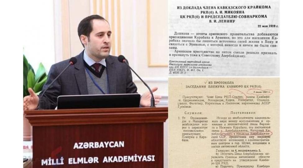 """""""Arabi21"""": Erməni yalanlarını ifşa edən iki tarixi sənəd"""