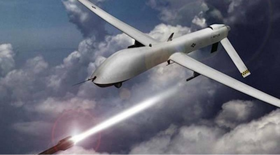 Dünyanın ən güclü silahlı pilotsuz uçuş aparatları - SİYAHI